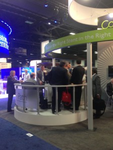 Corindus ACC Booth